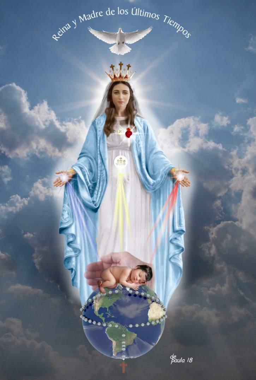 Image du jour : notre dame du rosaire de  pompéi  - Page 2 Reina_10