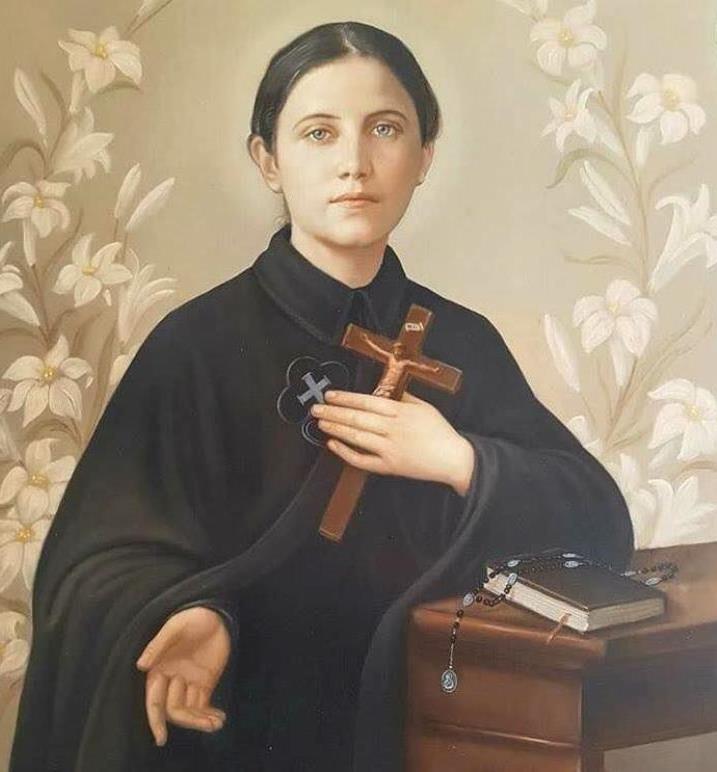 Image du jour : notre dame du rosaire de  pompéi  - Page 6 Saint_10