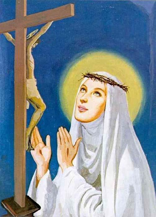 Image du jour : notre dame du rosaire de  pompéi  - Page 6 Ste-ca10