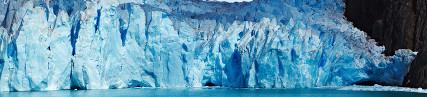 Le glacier bleu