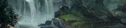 La cascade des biches