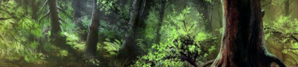 La forêt giboyeuse