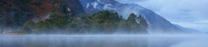 Le lac de la paix