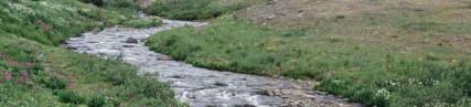 le ruisseau chaleureux