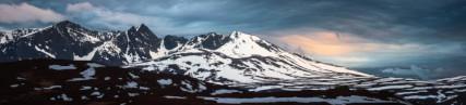 Les monts du Nord