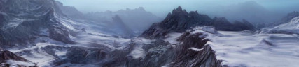 Les Monts infranchissables