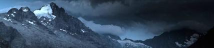 Les terres orageuses