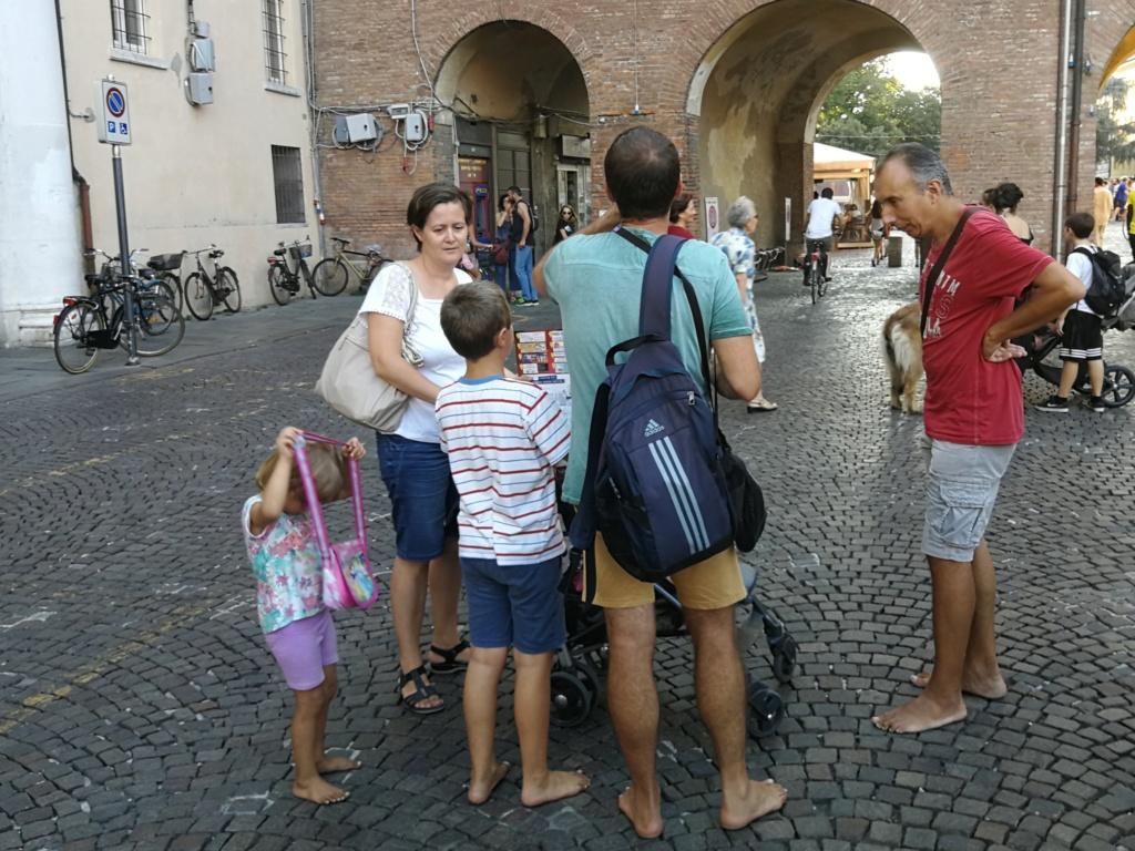 21 Agosto: serata al Ferrara Buskers Festival Img_2010