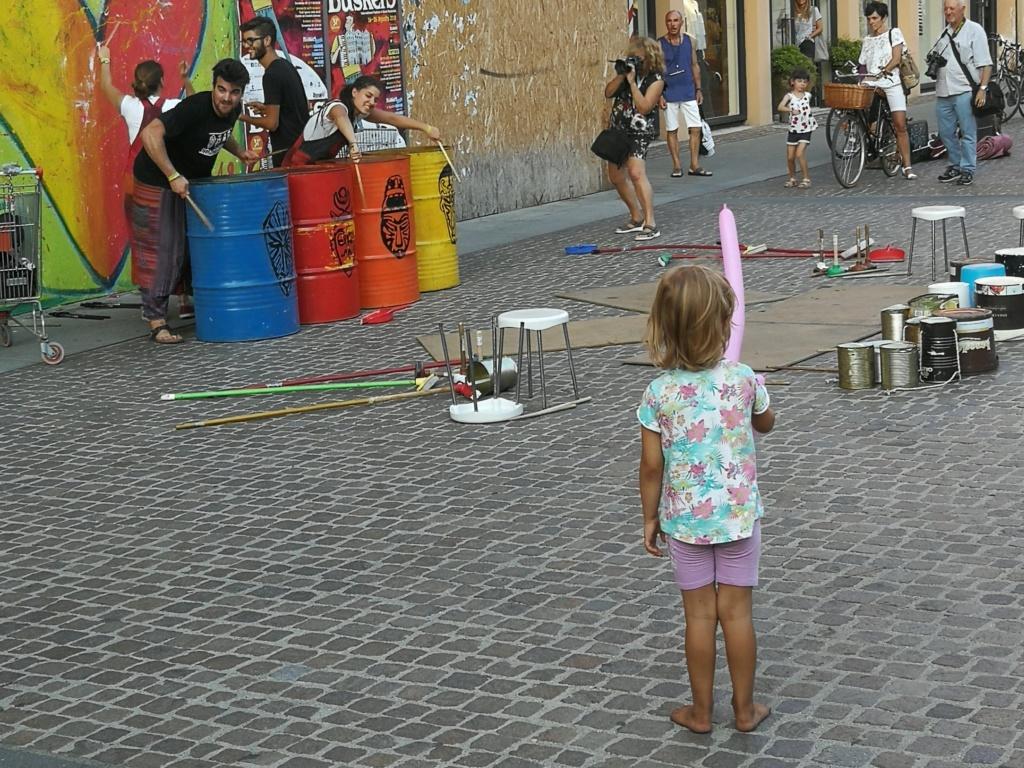 21 Agosto: serata al Ferrara Buskers Festival Img_2011