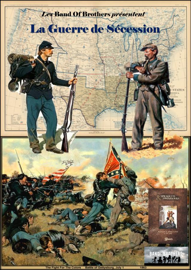 Les Band of Brothers : Le journal des marches et opérations Affich12