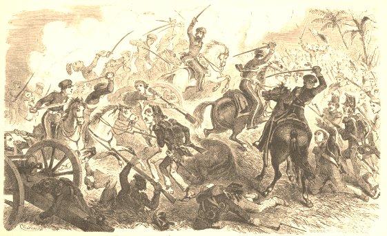 Scénario : Bataille du Resaca de la Palma Battle12