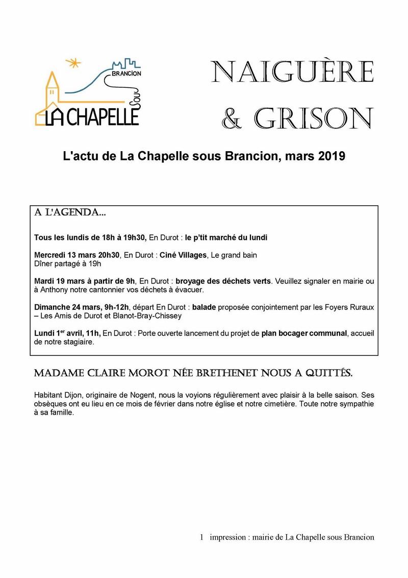 Naiguère et Grison mars 2019  Bocage17