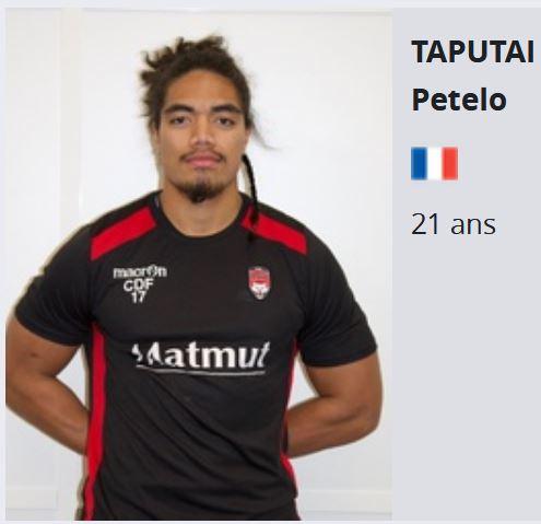 Petelo TAPUTAÏ Petelo10
