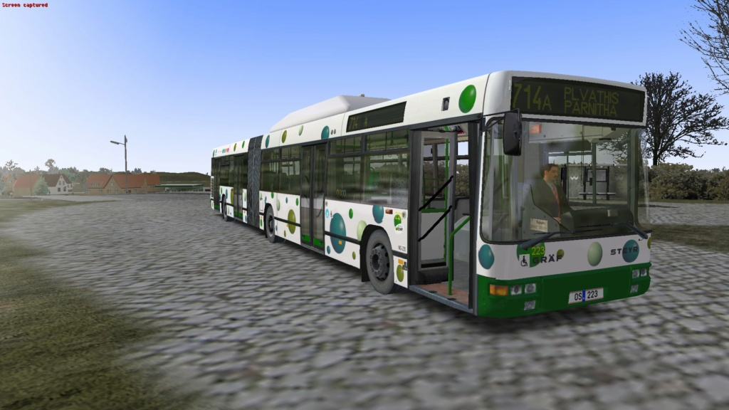 Graf & Steyr Wien busses 22310