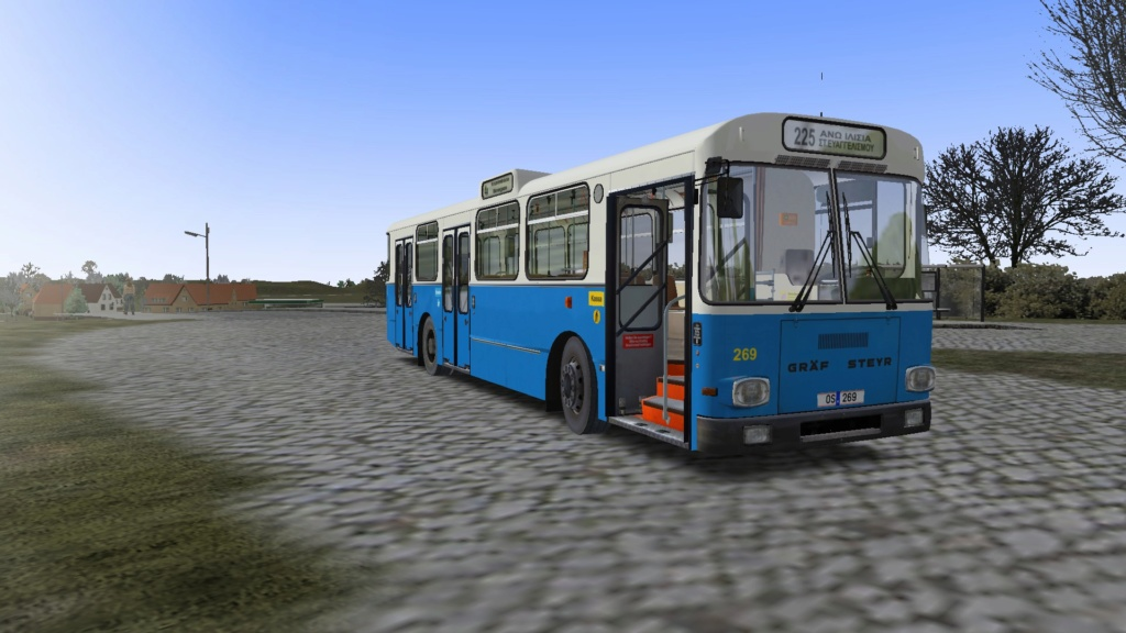 Graf & Steyr Wien busses 26910