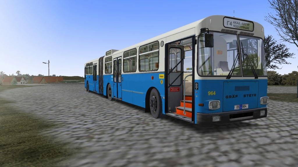 Graf & Steyr Wien busses 96410
