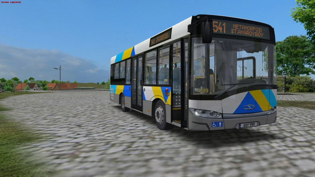 Solaris Urbino III LE Pack 0.8 by Sobol 99910
