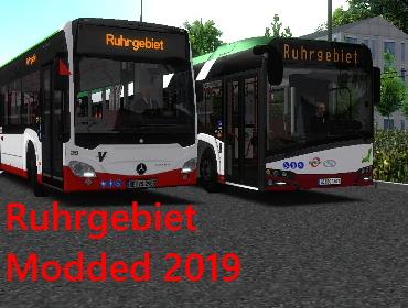 Ruhrgebiet Mod 2019 by Dominik Plays Ets2-110