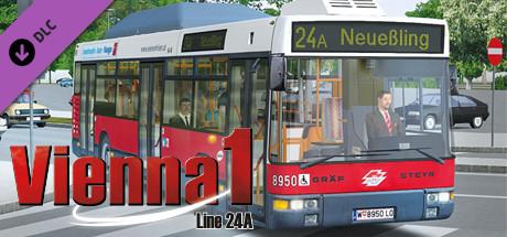 OMSI 2 Add-on Vienna 1 - Line 24A Header10