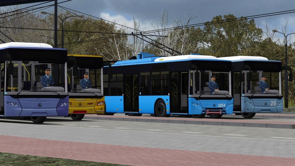 LAZ E183A1 Omsi2_10