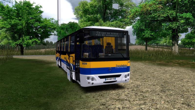 Irisbus Axer (Karosa C956) Omsi_e10
