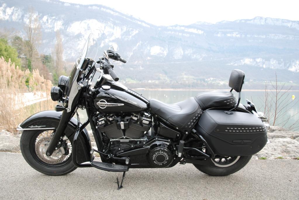 Harley Davidson Heritage Classic 107 Ci stage 1 0110