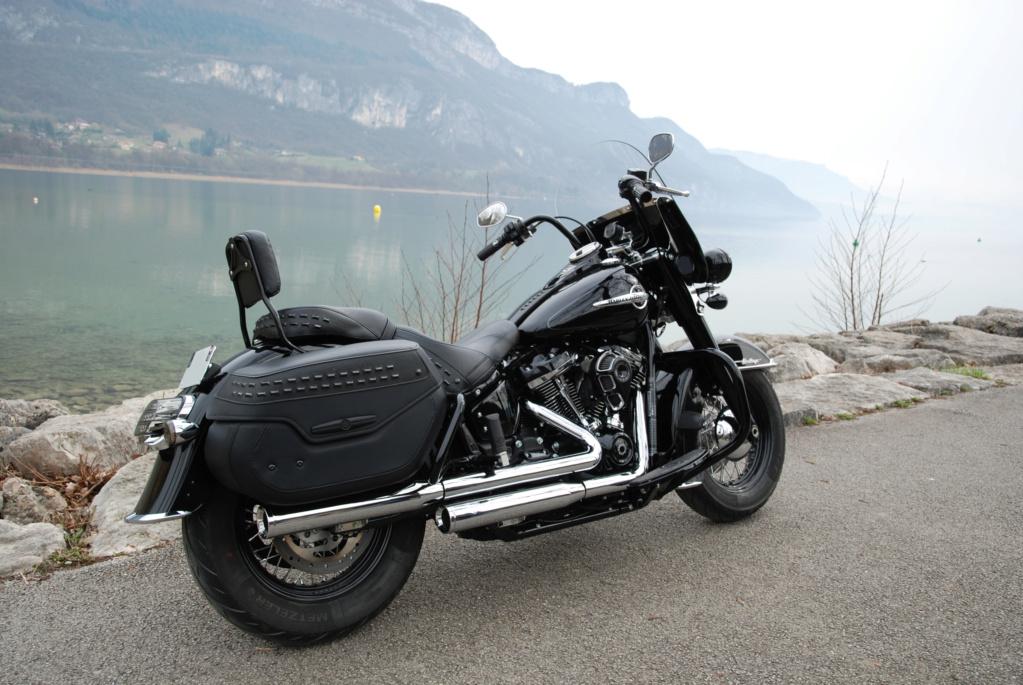 Harley Davidson Heritage Classic 107 Ci stage 1 0210
