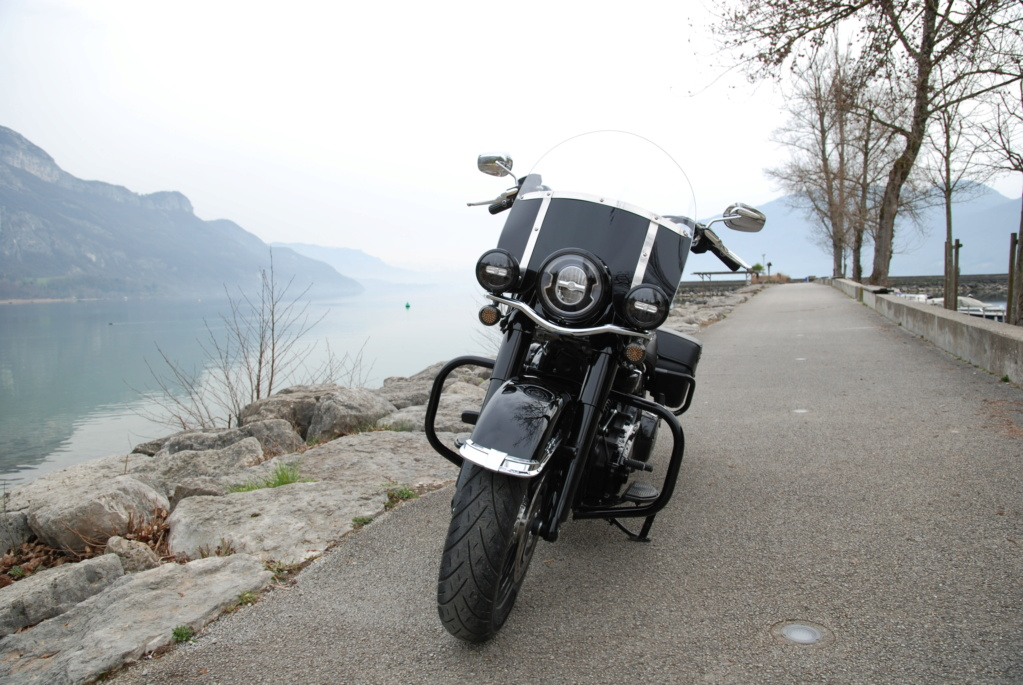 Harley Davidson Heritage Classic 107 Ci stage 1 0310