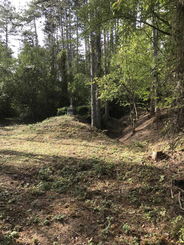 """Nettoyage du site """"Monument Cocula"""" A110"""