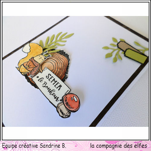 Voici La Carte De Minimaliste Et CleanSimple Sandrine B