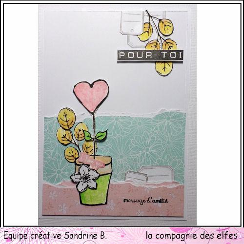 cartes coeur st valentin ou pas 3/3 Coeur110