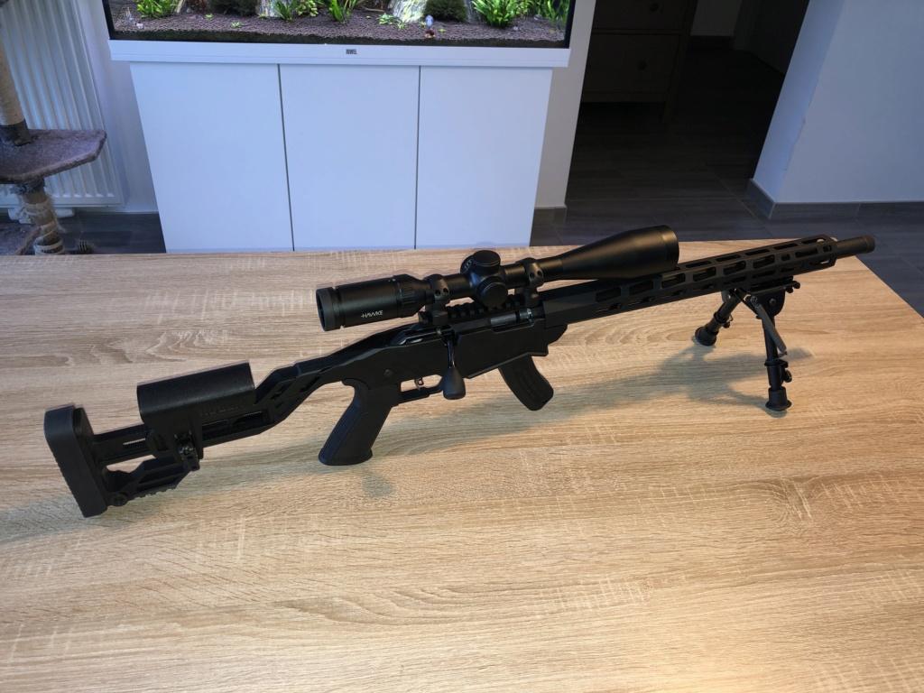 CZ 455 Mini sniper ou Ruger precision rimfire Img_1414