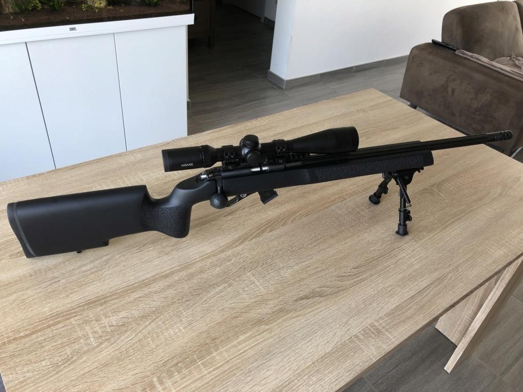 CZ 455 Mini sniper ou Ruger precision rimfire Img_1415