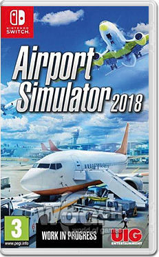 TEST : island flight simulator (SWITCH)  15232610