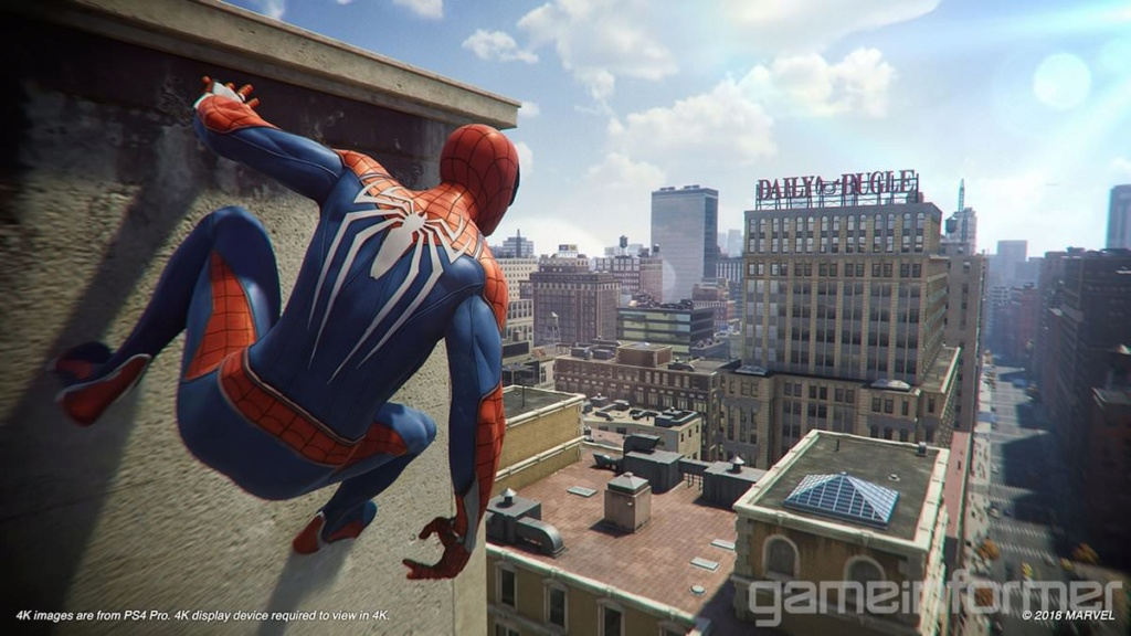 TEST : SPIDERMAN ( PS4 ) Gj1xq110