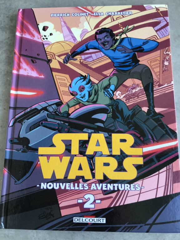 LE COIN STAR WARS ( Avec Spoilers)  - Page 16 Img_6112