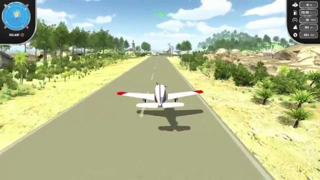 TEST : island flight simulator (SWITCH)  Maxres10