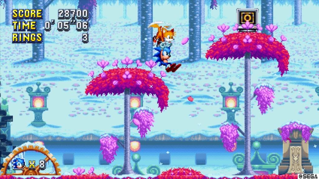 TEST : SONIC MANIA PLUS Sonic-10