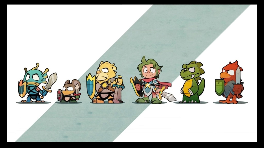 TEST : Wonder Boy : The Dragon's Trap Wonder10