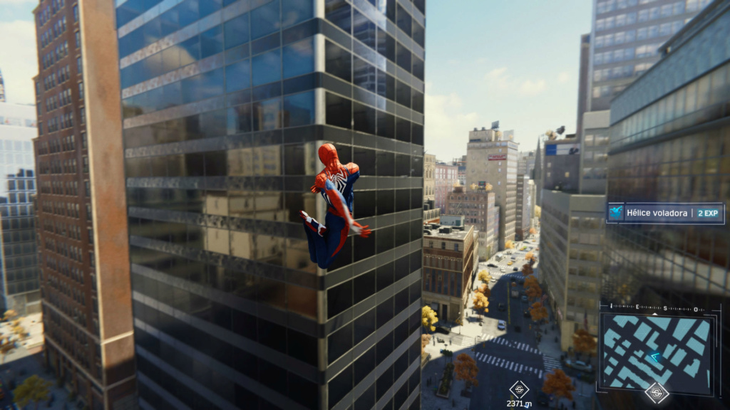 TEST : SPIDERMAN ( PS4 ) Ya-era10