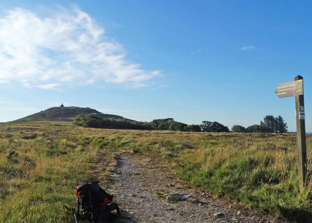 Balade dans les Monts d'Arrée - Circuit des landes et tourbières 2_botm10