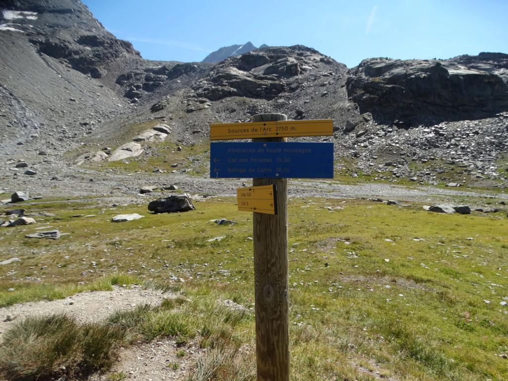 Randonnée à Bonneval-sur-Arc (Maurienne) Dsc04232