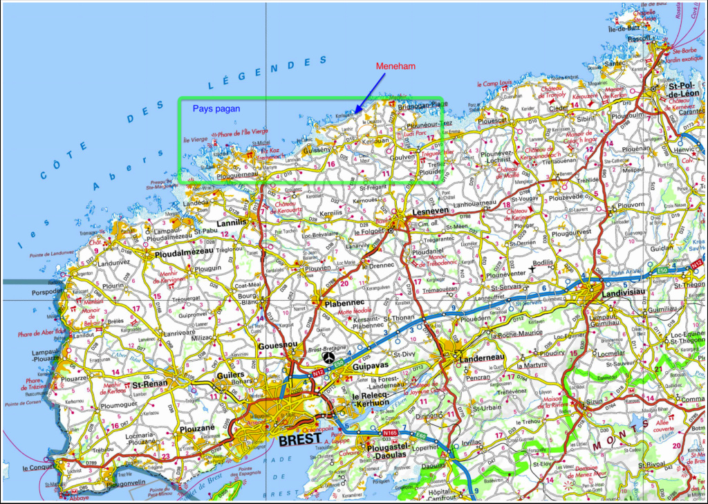Balade sur la côte des Légendes entre Kerlouan et Brignogan-Plages Pays_p10