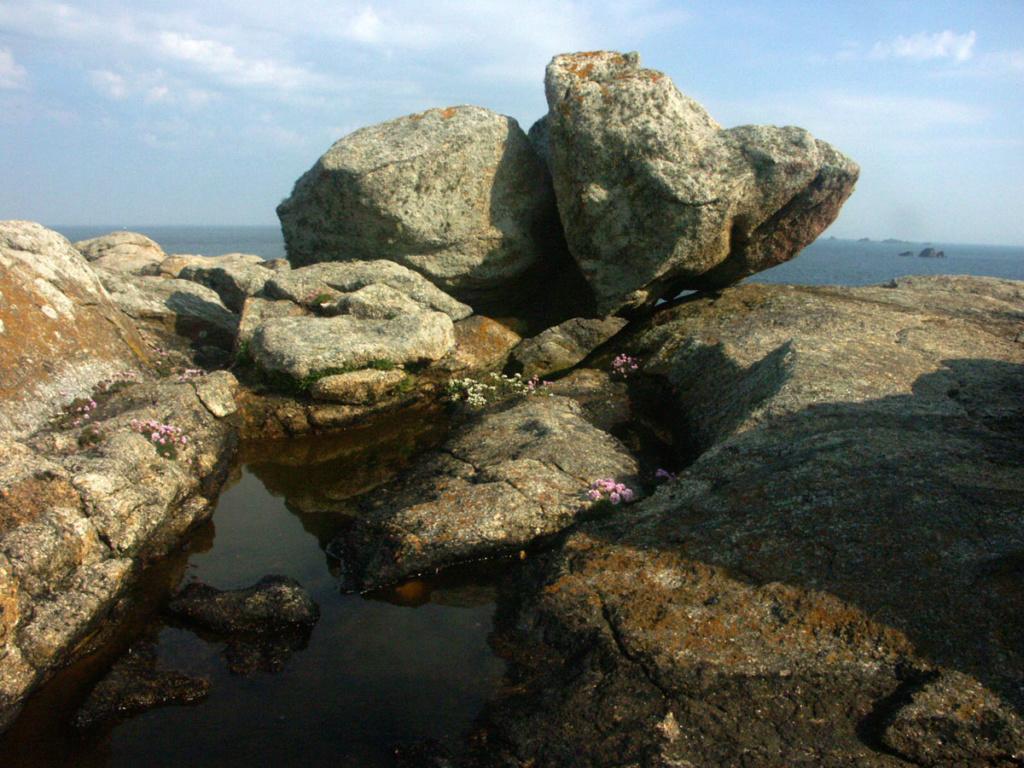 Balade sur la côte sauvage en Finistère-Nord Route_11