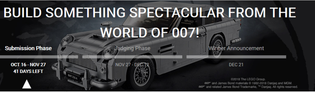 Build something spectacular from the world of 007 10