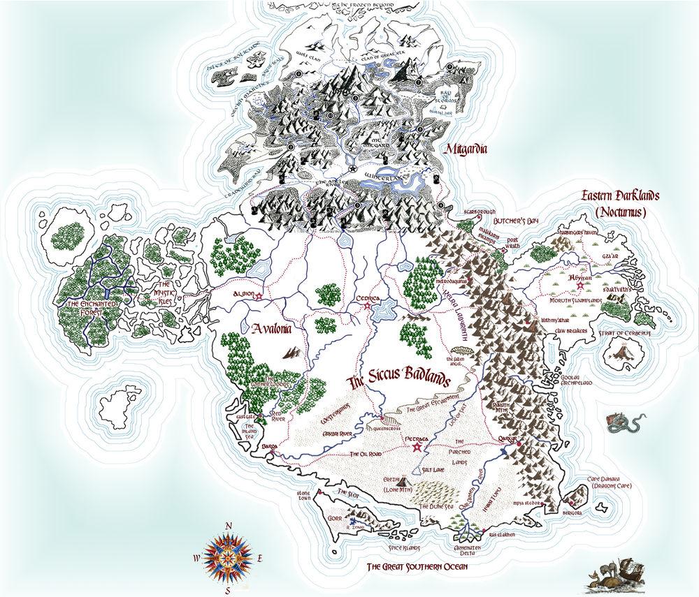 Φτιάξτε τον ήρωά σας και μπείτε στον κόσμο του Guilds of Historica! Histor10