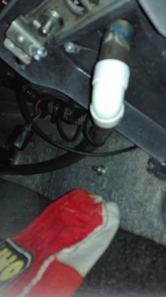 Drenaggio acqua cover motore Elise S1/Drain engine cover gutter Elise S1 Img_2014