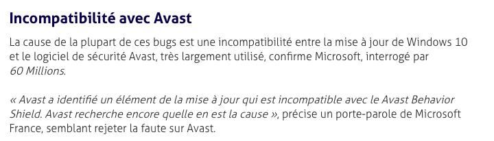 [INFO] AIO Runtime Avastw10