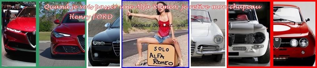 Tout'ALFA ROMEO En Ligne - La mécanique qui te procure des émotions