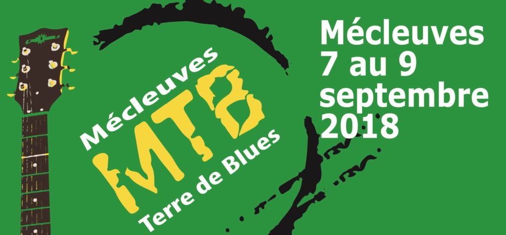 FESTIVAL INTERNATIONAL MECLEUVES Terre de Blues 25587010